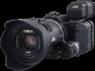 JVC GC-PX100B - HD Speicherkarten-Camcorder - Full HD - Schwarz