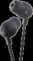 JVC HA FX32-B Marshmallow, schwarz