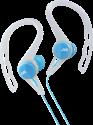 JVC HA-ECX20-A - In-Ear-Kopfhörer - für Sport und Action - 200 mW - Blau