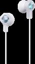 JVC HA-KD1-W - ecouteurs pour enfants - Conforme à la directive 2009/48/CE relative à la sécurité des jouets - blanc