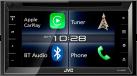 JVC KW-V820BT - A/V-Receiver - Doppel-DIN - Apple CarPlay-Unterstützung - Schwarz