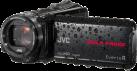 JVC GZ-R435B - Outdoor Camcorder - Interner Flashspeicher 4GB - Schwarz