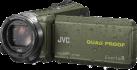 JVC GZ-R435G - Outdoor Camcorder - Interner Flashspeicher 4GB - Grün