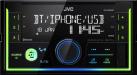 JVC KW-X830BT - Autoradio numérique - Bluetooth - Noir