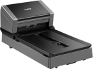 Brother PDS-6000F - Scanner de documents - 80 ppm - Gris