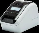 Brother QL-820NWB - Etikettendrucker - Mit LCD-Display - Schwarz/Weiss