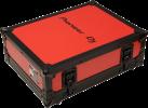 Pioneer PRO-PLX1000FLT - Flightcase - Wasserabweisend - Rot/Silber