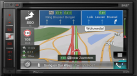 "Pioneer AVIC-F980DAB - DVD-Mediacenter mit Navigation - Mit 6.2"" (15.75 cm)-Clear Type Resistive-Touchscreen - Schwarz"