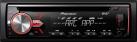 Pioneer DEH-4900DAB - Autoradio - DAB-/DAB+ - Schwarz