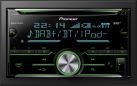 Pioneer FH-X840DAB - Tuner CD - DAB/DAB+ - noir