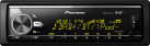 Pioneer MVH-X580DAB - Autoradio - DAB/DAB+ - Schwarz