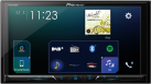 Pioneer SPH-DA230DAB - Multimedia-Player - Mit 7-Clear-Type-Touchscreen - Schwarz