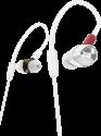 Pioneer DJE-2000 - In-Ear-Kopfhörer - 500 mW - Weiss