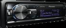Pioneer DEH-X9600BT - Auto - Receiver (CD) - 1 -DIN - 50 Watt x 4 - Bluetooth-Modus