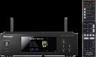 Pioneer N-P01 - Netzwerk-Audiospieler - WLAN - Schwarz