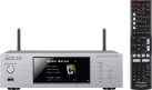 Pioneer N-P01 - Netzwerk-Audiospieler - WLAN - Silber