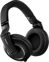 Pioneer HDJ-2000MK2-K - Cuffie per monitoring Pro-DJ di alta gamma - 107 dB - Nero