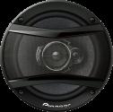 Pioneer TS-A1733I - Haut-parleur - 300 W - noir