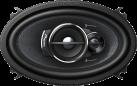 Pioneer TS-A4633I - Lautsprecher - 200 W - Schwarz