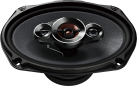 Pioneer TS-A6934I - Lautsprecher - 600 W - Schwarz