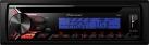 Pioneer DEH-1900UBB - Autoradio - Tasti illuminati rosso - Nero