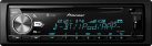 Pioneer DEH-X5900BT - Autoradio - Bluetooth - nero