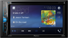 Pioneer AVH-A200BT - Multimedia-Player - 6.2 - Schwarz