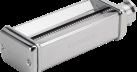KENWOOD KAX984ME + KAT001ME - Spaghetti Schneideinsatz + Adapter für Niedertourenanschluss - Silber