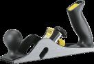 STANLEY RB 10 - Pialetto multiuso - Larghezza del ferro 50 mm - nero/giallo