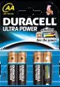 DURACELL Ultra MX1500 4er