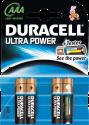 DURACELL Ultra MX2400 AAA 4er