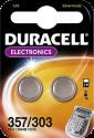 DURACELL Electronics 357/303 2er