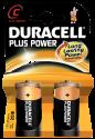 DURACELL Plus Power MN1400/C 2er