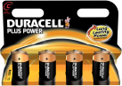 DURACELL Plus Power MN1400 4er
