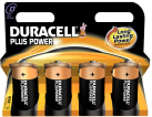 DURACELL Plus Power MN1300 D 4er