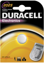 DURACELL Electronics CR 2025