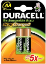 DURACELL StayCharged - AA - 2er Pack