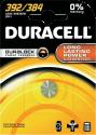 DURACELL 392/384/SR41/AG3