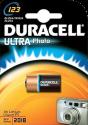 DURACELL Ultra 123 - Batteria al litio - 3 V - Nero/Rame