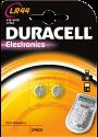 DURACELL Electronics LR44 2er