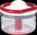 zyliss 'Easy Chop' - Multi-Hachoir - 0.5 l - rouge / blanc