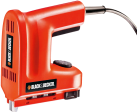 BLACK & DECKER KX418E - Agrafeuse électronique - 1500 watts - orange