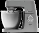 KENWOOD Chef Titanium XL Elite KVL6300S - Küchenmaschine - 1400 W - Silber