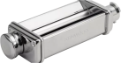 KENWOOD KAX980ME+KAT001ME - Lasagnen Schneideinsatz + Adapter für Niedertourenanschluss - Silber