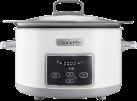 Crock-Pot CSC026X - Pentola a cottura lenta sauté - 5 l - Bianco
