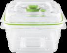 FoodSaver Behälter für frische Lebensmittel - 1.2 l - Transparent/Grün