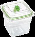 FoodSaver Behälter für frische Lebensmittel - 1.8 l - Transparent/Grün
