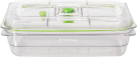 FoodSaver Behälter für frische Lebensmittel - 2.3 l - Transparent/Grün
