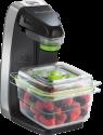 FoodSaver FFS010X - System zur Konservierung frischer Lebensmittel - Behälter 700 ml - Schwarz
