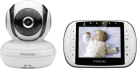 MOTOROLA MBP36S - Baby Monitor Video Digitale - 3.5 LCD Display - Bianco